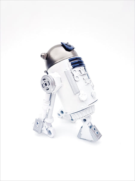 Star Wars - R2D2 White