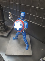 Marvel - Captain America Gun And Shield