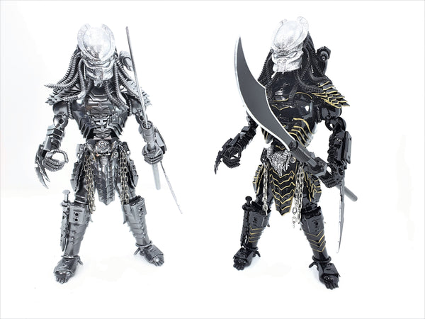 Predator 40cm JUNGLE HUNTER Standing 3 Weapons choice