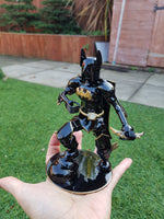 Batman  - 20cm Painted Rough photos Black & Gold
