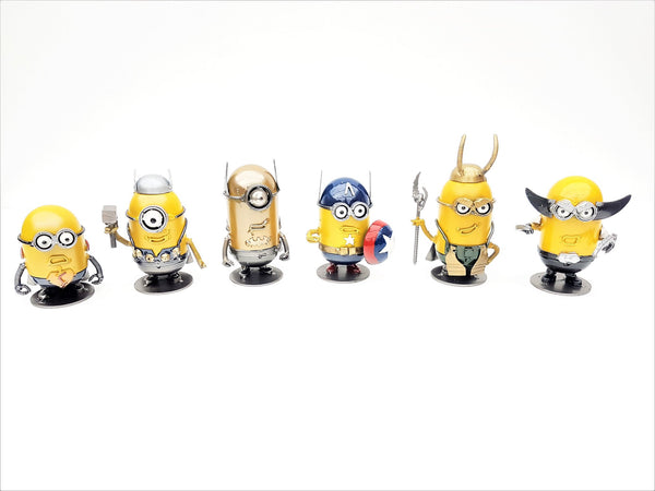 Minions - Super Heroes FULL SET