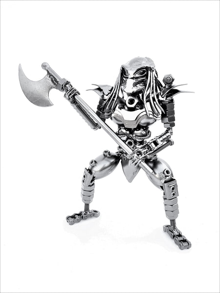 Predator 30cm Mask On - Battle Axe