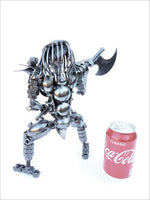 Predator 30cm Mask Off - Battle Axe