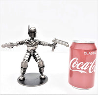 Star Wars - Boba/Jango Fett Small Collection Silver