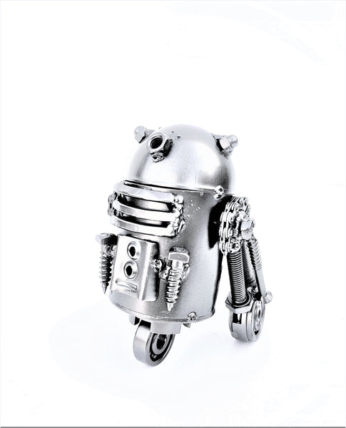 Star Wars - R2D2 Small Silver