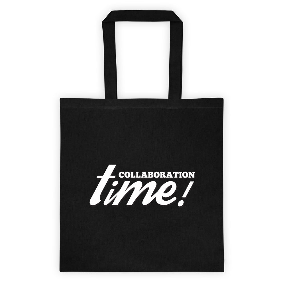 Collaboration Time - Tote - No Conflict Zone
