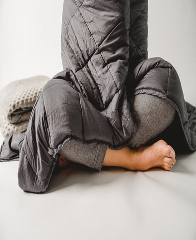 Bamboo Cooling Weighted Blanket