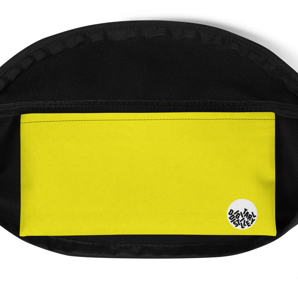 FB MARKETER Fanny Pack Yellow