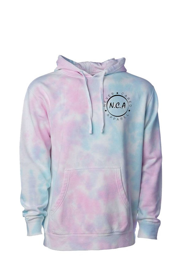 Tie Dye Cotton Candy Hoodie