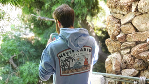 Never Cared Summer Hoodie