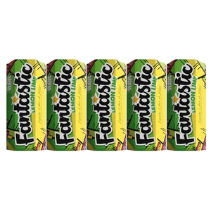 Fantastic Juice Lemon Lime Bundle (Set of 5) E-Juice - Flava Hub