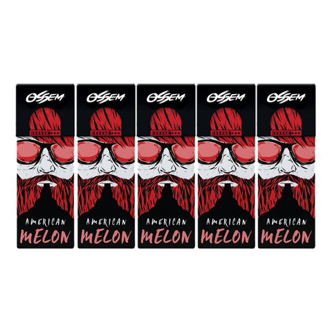 Ossem Juice American Melon Bundle (Set of 5) E-Juice - Flava Hub