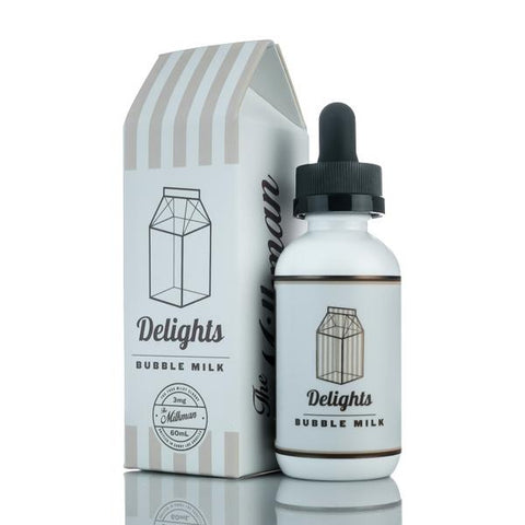 The Milkman Delights Bubble Milk (50ml)