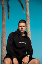 Load image into Gallery viewer, MILLIAMS Hoodie Black