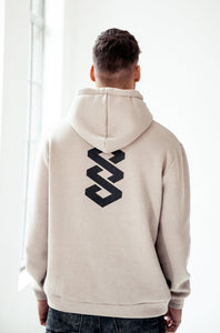 Limited Edition - Mike Williams Hoodie Beige