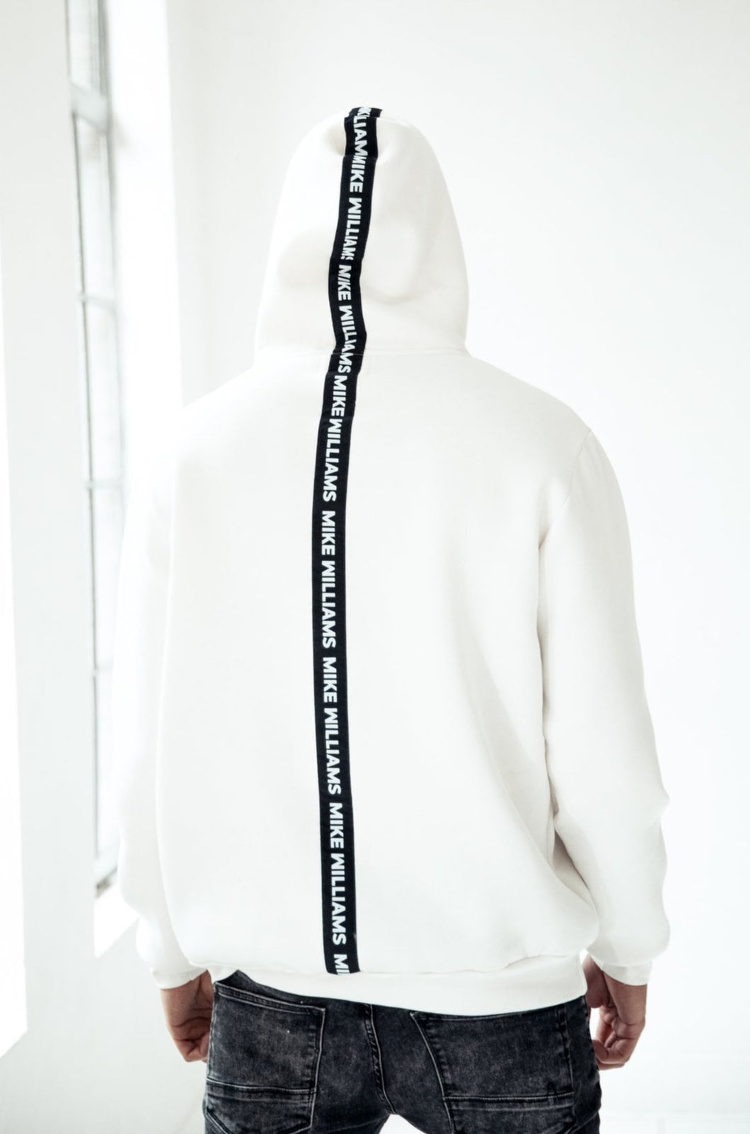 Mike Williams Hoodie White