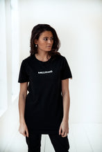 Load image into Gallery viewer, MILLIAMS T-shirt black