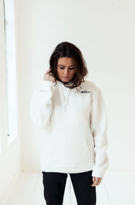 Limited edition - Mike Williams Hoodie white