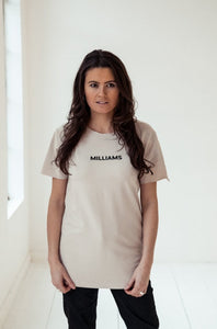 MILLIAMS T-shirt Beige
