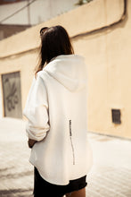 Load image into Gallery viewer, MILLIAMS Hoodie White