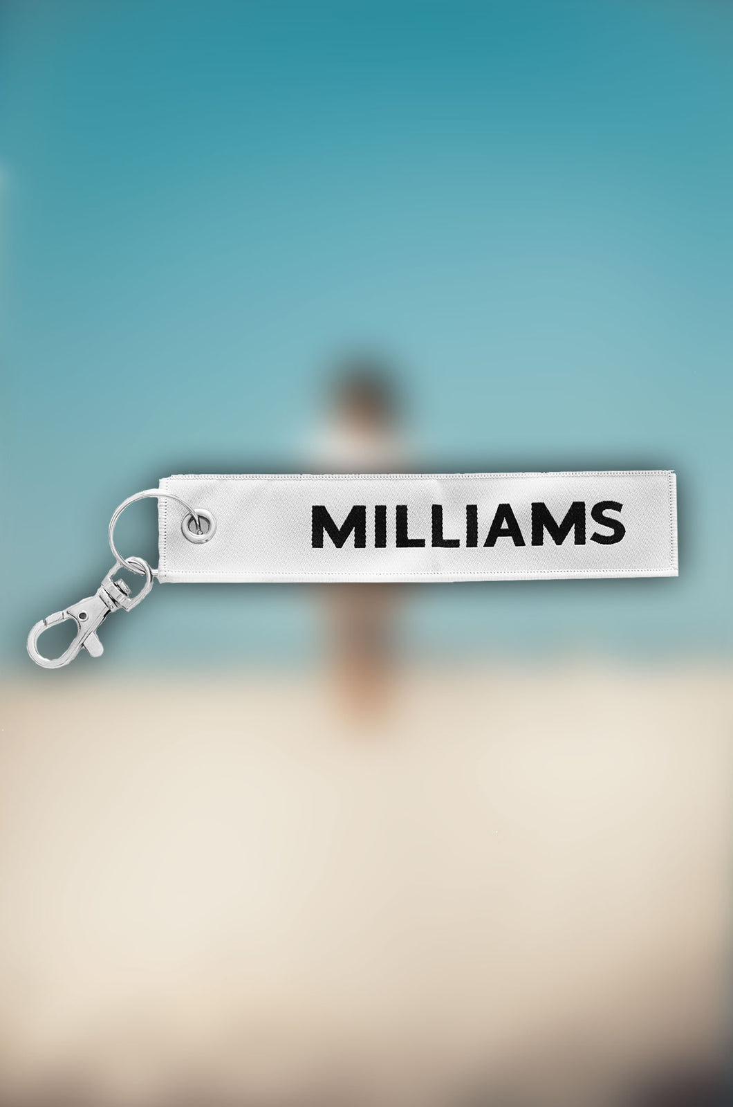 MILLIAMS Original Keychain