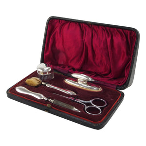 Manicure Set & Fitted Case
