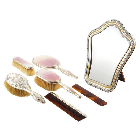Brushes, Combs & Mirrors