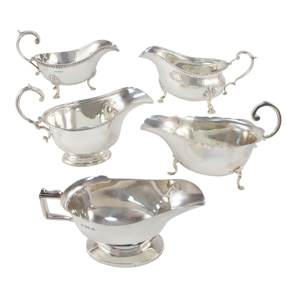 Sauce Boats & Gravy Boats Collection