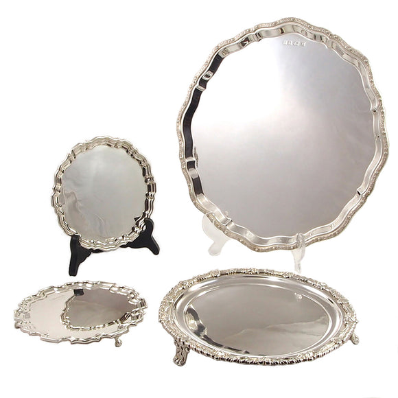 Salvers & Trays Collection