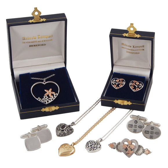 Valentines Jewellery Gifts Collection