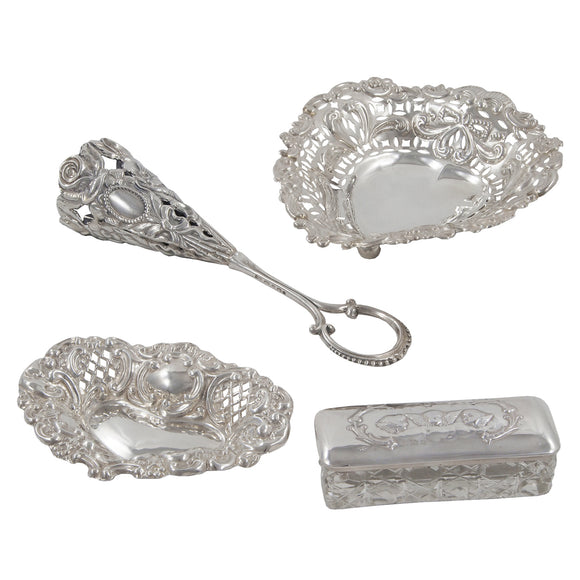 Valentines Silverware Gifts Collection