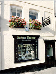 Andrew Lamputt Silversmith & Jewellery Shop Front