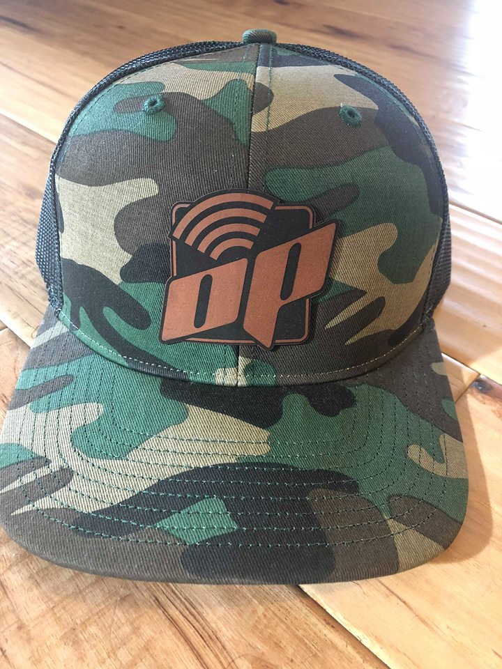 OP Hat- Camo Hat- Richardson 112p