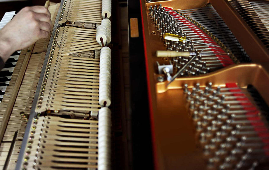 6 Things About Piano Regulation