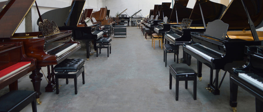 Why you should use a prominent piano dealer