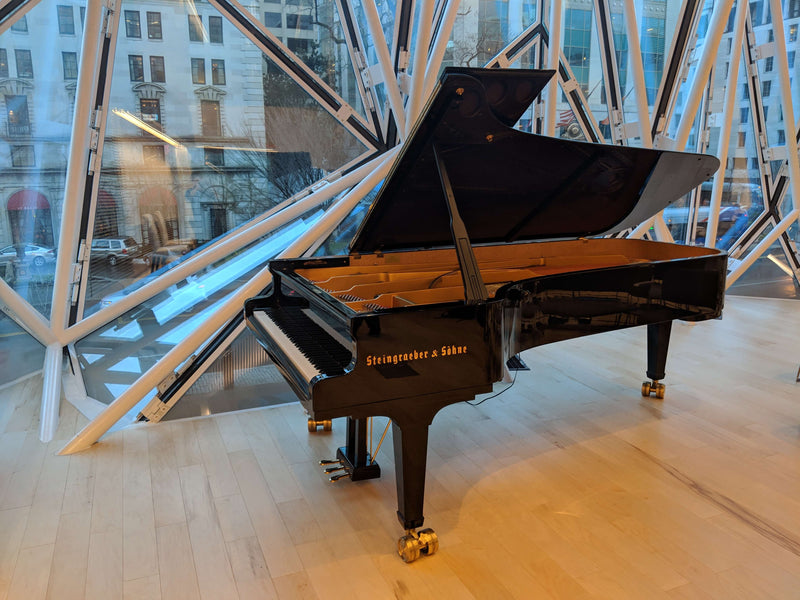 A brief history of the Grand Piano