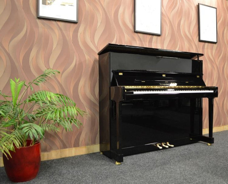 A brief history of the Upright Piano