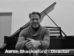 Aaron Shackleford, Shackleford Pianos Director