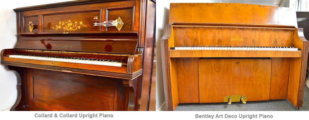 Hire Antique and Art Deco Pianos
