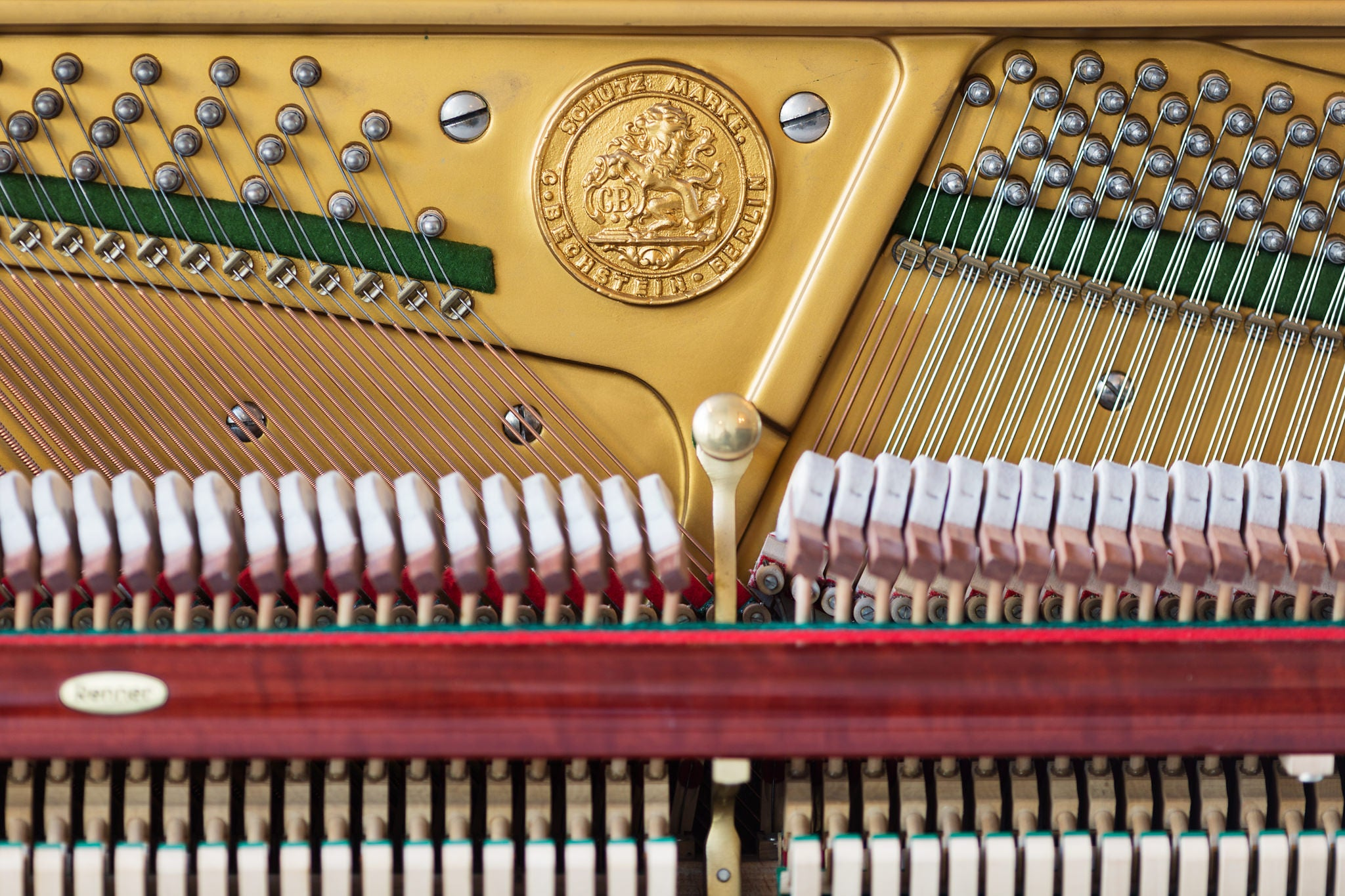 Bechstein Piano Technical Aspects