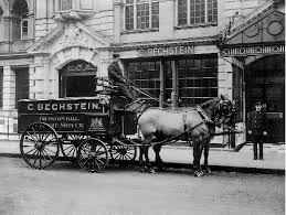 Bechstein Pianos Old Shop