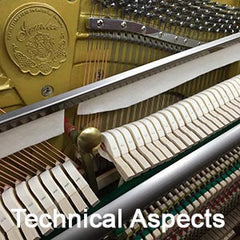 Irmler Pianos Technical Aspects