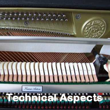 Kawai Pianos Technical Aspects