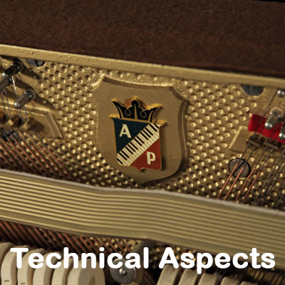 Petrof Pianos Technical Aspects