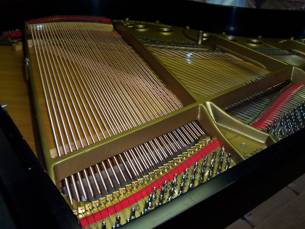 Stringing Piano