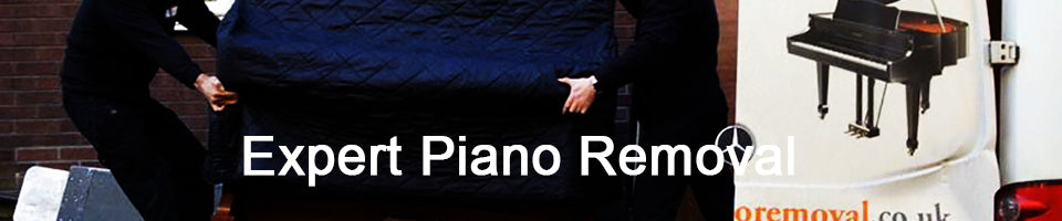 Expert Piano Removals