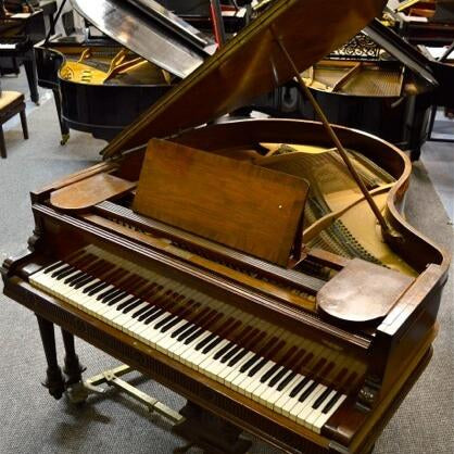 used second hand grand piano