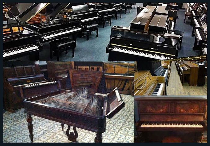 We Buy Pianos – Shackleford Pianos