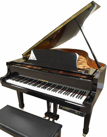 Hire 5FT or 6FT Yamaha GH1B Grand Piano fitted with Piano Disc IQ System