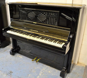 Bechstein 8 Concert Upright Piano Second Hand